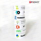 PVC Wristband di RFID per Identification con Tk Chip