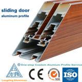 Ouverture interne en aluminium de guichet et guichet inversé
