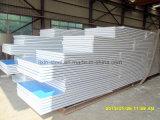 Edificio comercial del marco prefabricado de la estructura de acero con el panel incombustible