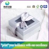 Caixa de presente de empacotamento da impressão da beleza luxuosa