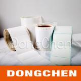 Autoadesivo in bianco adesivo stampato alta qualità su ordinazione delle coperture dell'uovo