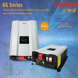 инвертор AC DC 220V 12kw 48V гибридный солнечный с регулятором обязанности MPPT