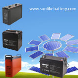 Nachladbare vordere Terminaltelekommunikationsbatterie 12V100ah mit hoher Haltbarkeit