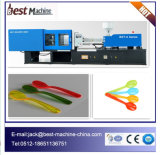 Automatische Plastiklöffel-Spritzen-Maschinen-Herstellung, die Maschinen-Fabrik-Preis bildet