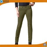 Calças de brim 2016 apertadas das calças das mulheres de Legging da forma de Laides