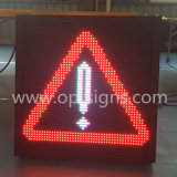 P16 LED Display Digital de Información de Tráfico Señalización de varaible