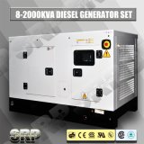 50Hz Geluiddichte Diesel die 150kVA Generator door Perkins (SDG150PS) wordt aangedreven