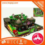 Innendschungel-Spielplatz-Plastikgymnastik-freches Schloss