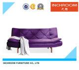 Функциональная самомоднейшая кровать софы ткани
