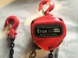 Élévateur à chaînes de levage de main à chaînes de Hsc G80