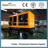 produção de eletricidade Diesel elétrica do gerador do reboque 200kw/250kVA