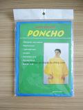 De blauwe Poncho PEVA/maakt en Kleding Windproof/PEVA/Poncho waterdicht