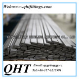 Штанга ASTM A283 Ss400 S235jr горячекатаная стальная плоская