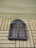 Rattan Hotel Used Shoe Basket