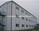 Stahlkonstruktion-Werkstatt-/Aufbau-Entwurfs-Stahlkonstruktion-Lager