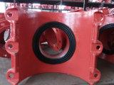 Sela de Hottap para a tubulação plástica P315X150, T de batida