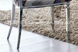 Cubierta de tela que cena la silla para los muebles de la sala de estar