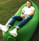 2016熱い販売のLamzesのたまり場の速く膨脹可能なナイロン空気スリープ袋のベッド浜のキャンプのソファーの屋外の不精な椅子
