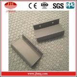 Pieza de aluminio de la fachada del material de construcción modelo de Z