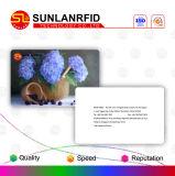 Tarjeta inteligente del PVC del plástico de la impresión en offset RFID para la puerta