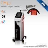 Machine de traitement de soin de cheveu et d'épicrâne de lumière froide de Ht PDT DEL