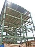 Fabrication en acier de structure pour la construction à plusiers étages de Constructure de bâti en métal
