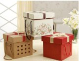 カラーギフト用の箱の誕生日の宝石箱のギフト用の箱
