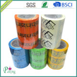 La marque d'emballage a estampé la bande d'emballage de BOPP (P050)