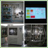 Strumento della prova di resistenza alle intemperie della lampada allo xeno dello schermo di tocco dell'affissione a cristalli liquidi
