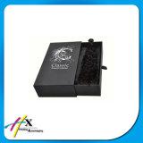 Steifer Papierverpackengeschenk-Kasten mit kundenspezifischem Firmenzeichen