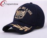 ゴルフはピーク刺繍が付いている帽子の野球帽を遊ばす