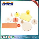 動物のためのUHF RFIDの耳札/無線周波の識別ISO RFIDの札