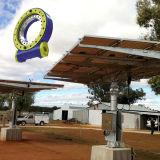 Entraînement de pivotement pour le traqueur ou les machines de construction solaire