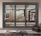 Alta qualidade Framd de alumínio que desliza a fábrica de Windows
