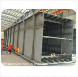 China Manufacture Steel Structure para Warehouse con Paint/Glavanized
