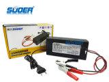 Suoer 삼상 비용을 부과 최빈값 (SON-1220)를 가진 지적인 20A 12V 휴대용 배터리 충전기