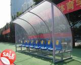 الصين نوعية ثابتة موقع [فووتبلّ تم] مأوى/مخبأ مقادات مع سعر رخيصة
