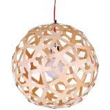 レストランの装飾的な木のペンダント灯(KALBMP-DQ)