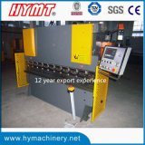 WC67Y-30X1300 placa de acero hidráulico de la máquina dobladora