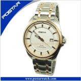 Людей нержавеющей стали способа wristwatch Psd-2878 автоматических механически