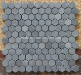 Nagelneue Basalt-Mosaik-Fliesen