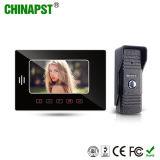 Fábrica de China intercomunicador video del teléfono video de la puerta de 7 pulgadas (PST-VD7WT1)