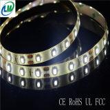 Einzelne warmes weißes flexibles LED Streifen-Licht der Farben-SMD 3528 (LM3528-WN60-WW)