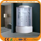 Casa de cristal gris de la ducha del ABS (ADL-8022)