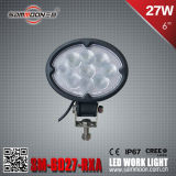 6 Inch 27W Round CREE LED Car Work Driving Light (SM-6027-RXA)