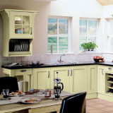 Ritz Free CAD Design Affordable Wood Kitchen Cabinet