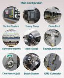 Haveuse 2016 de plaque métallique hydraulique de la machine QC12y de marque de Harsle
