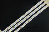 Doppeltes versah luce bianca/Epistar 5630 einzelnes Streifen-Licht der Farben-LED mit Seiten