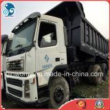 autocarro a cassone pesante utilizzato camion di Volvo dell'autocarro con cassone ribaltabile 10wheeler (FM8)