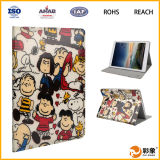 Nouvelle caisse de comprimé de dessin animé d'arrivée pour la caisse d'air d'iPad (SP-POJA201)